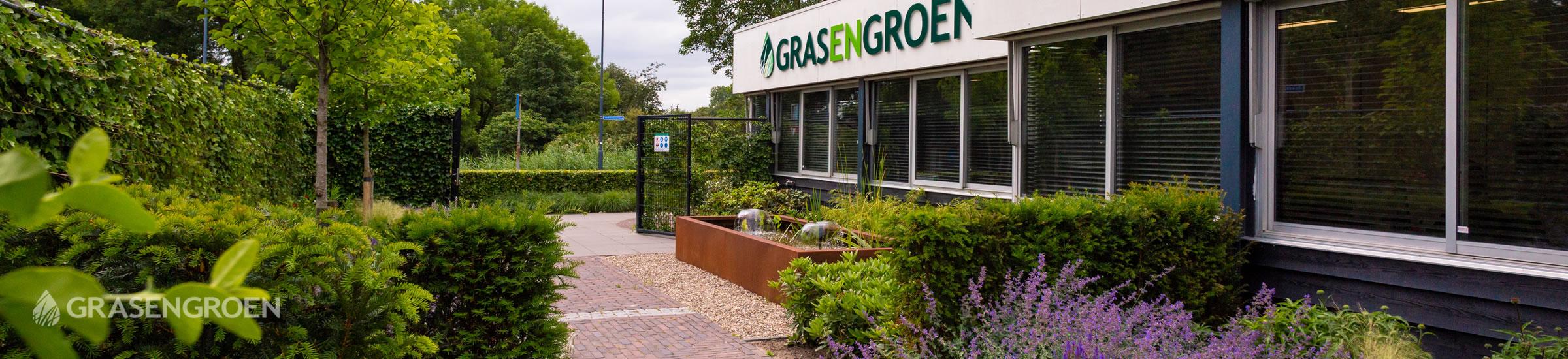 Contact • Gras en Groen